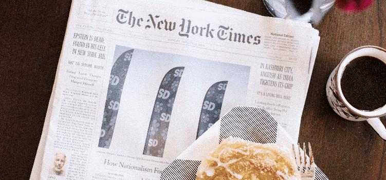 journaux pour apprendre l'anglais