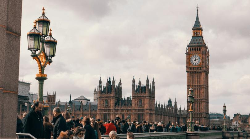 Big Ben et le Palais de Westminster - Unsplash