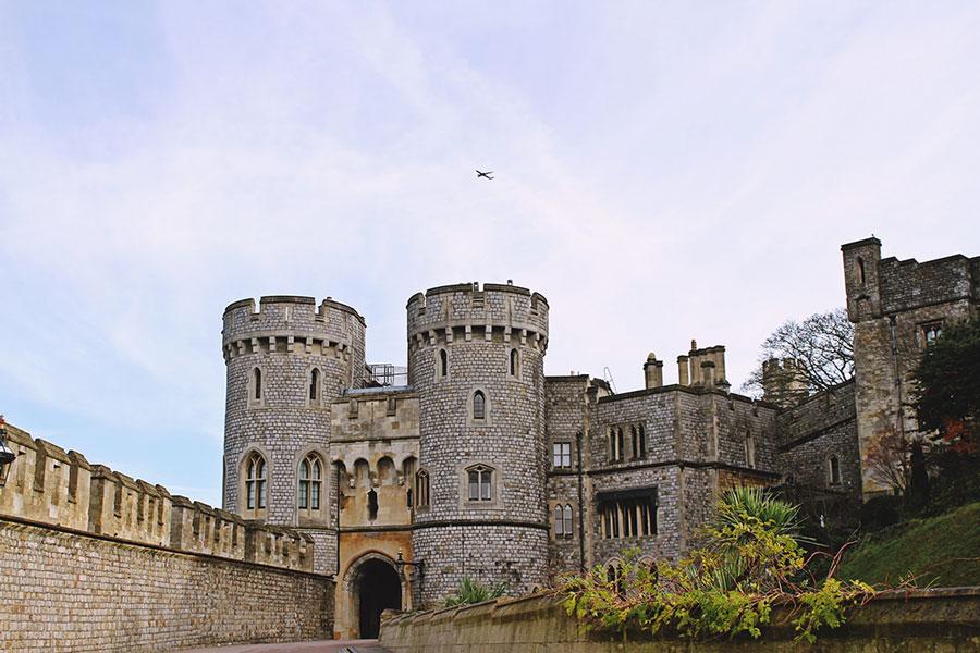 Windsor Castle - Toa Heftiba