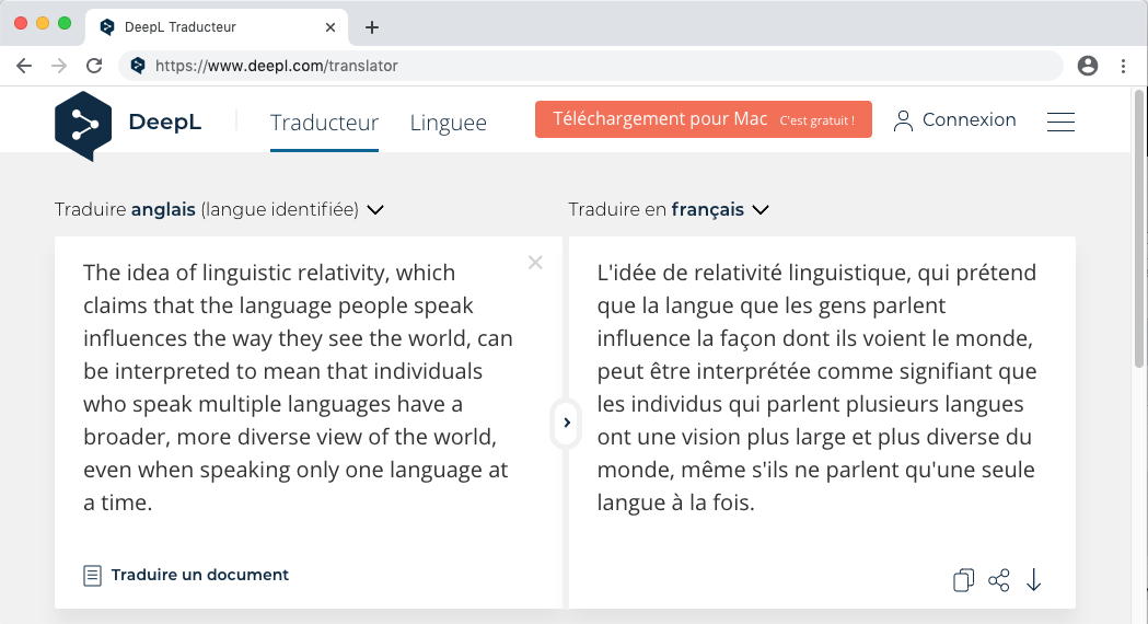 Les Meilleurs Traducteurs Anglais Francais En Ligne