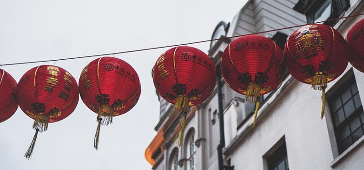 Un lieu haut en couleur : Chinatown à Londres