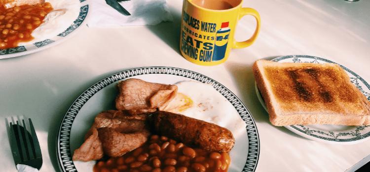 Les 10 plats typiques anglais